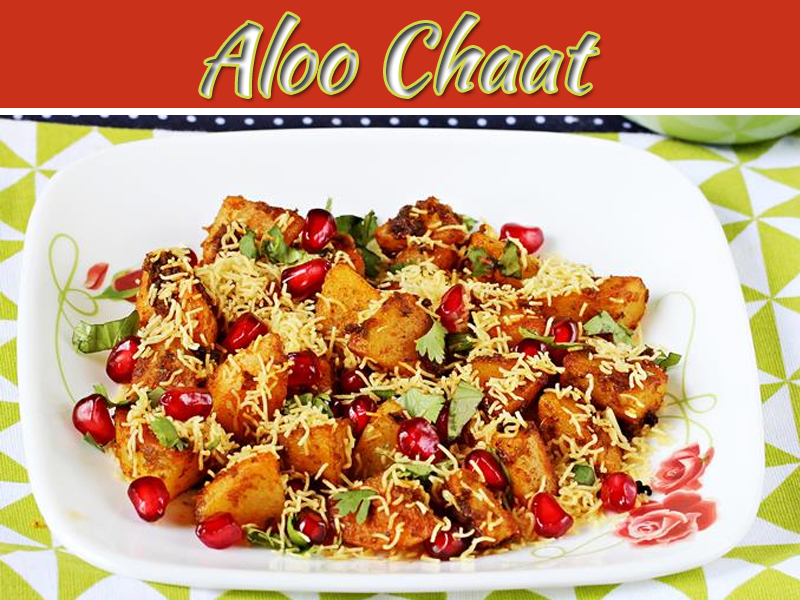 Dilli Street Wali Aloo Chaat – At Home