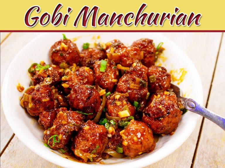 Easy And Crispy Restaurant Style Gobi Manchurian Recipe