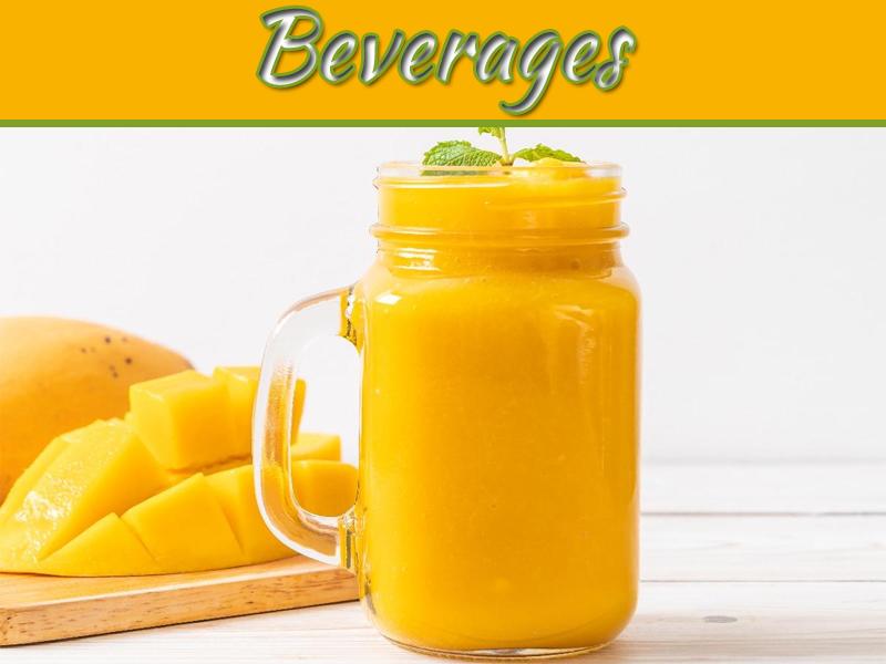 Healthy Mango Smoothie Recipe - 4 Varieties Of Mango Smoothies
