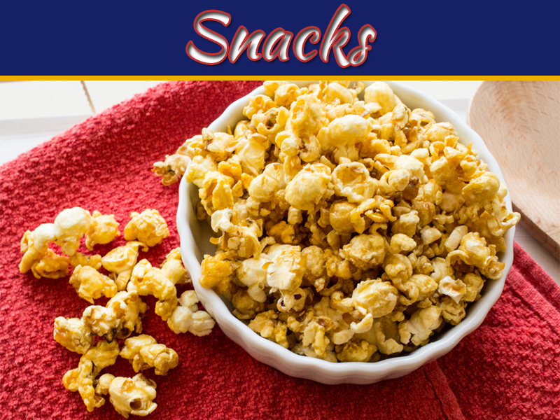 How To Cook Caramel Popcorn?