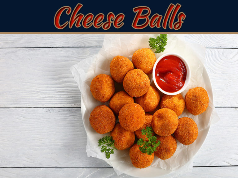 How To Make Cheese Balls At Home – Easy Cook Recipe
