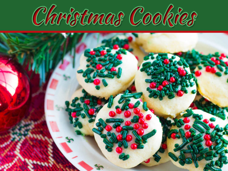 How To Make Cookies For Christmas