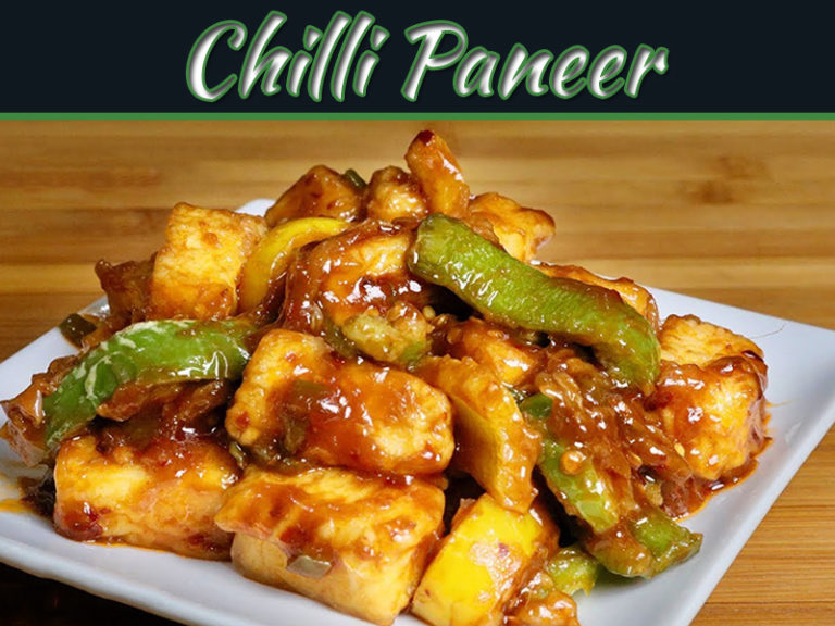 How To Make Healthy And Tasty Chilli Paneer
