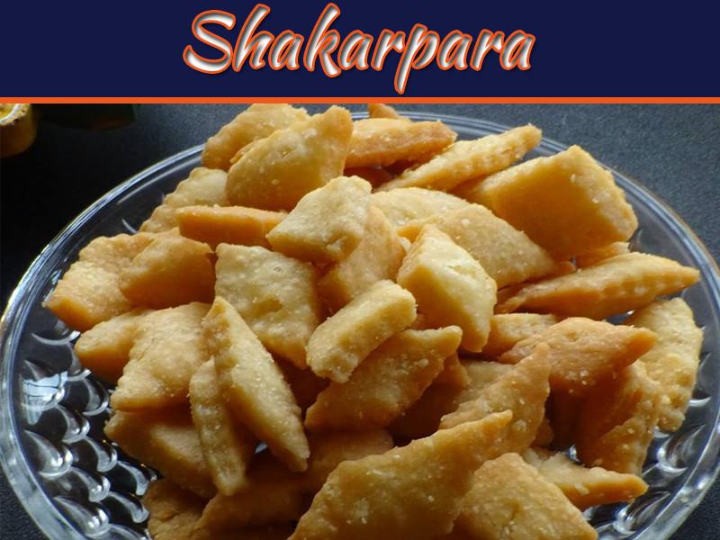 How To Make Maharashtrian Style Shakarpara?