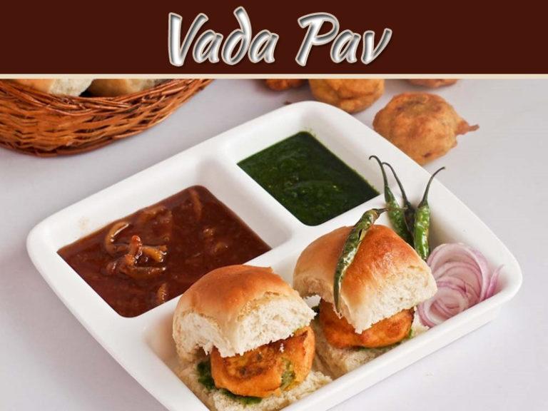 How To Make Vada Pav At Home – Street Food Style Pav Vada Recipe