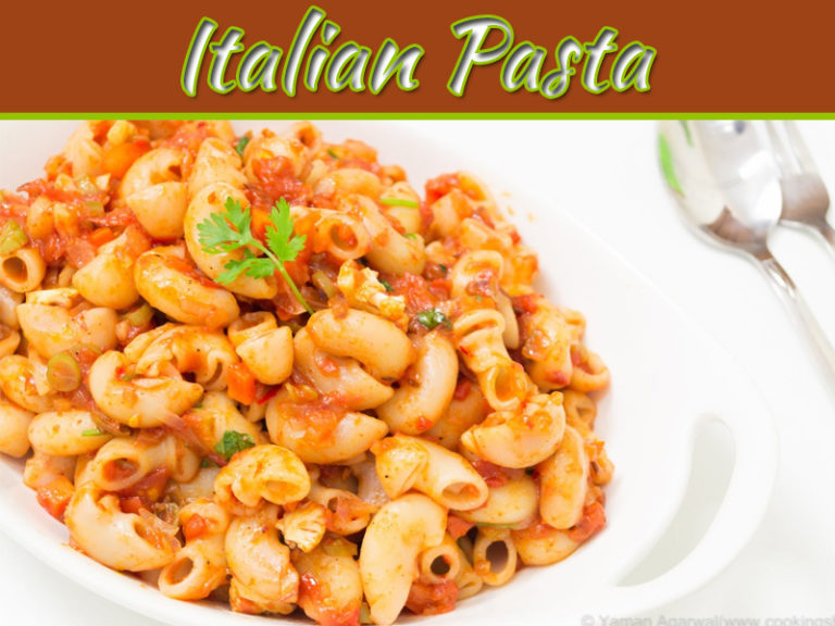 Recipe To Make Mouthwatering Pasta Just In 5 Minutes