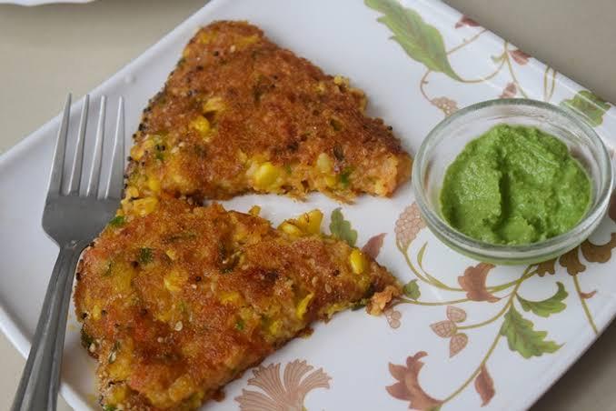 How To Make Simple And Healthy Sooji Handva? - Healthy Veg Recipe
