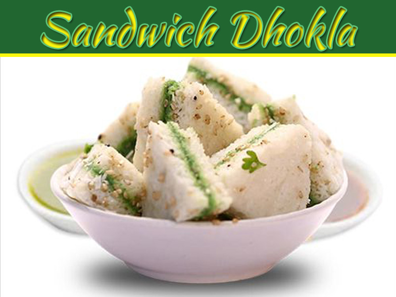Don't Wait For Others, Cook Instant Sandwich Dhokla In A While