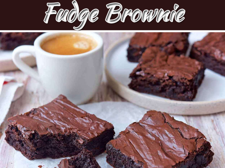 Delicious Home Cooking Chocolate Fudge Brownie Recipe