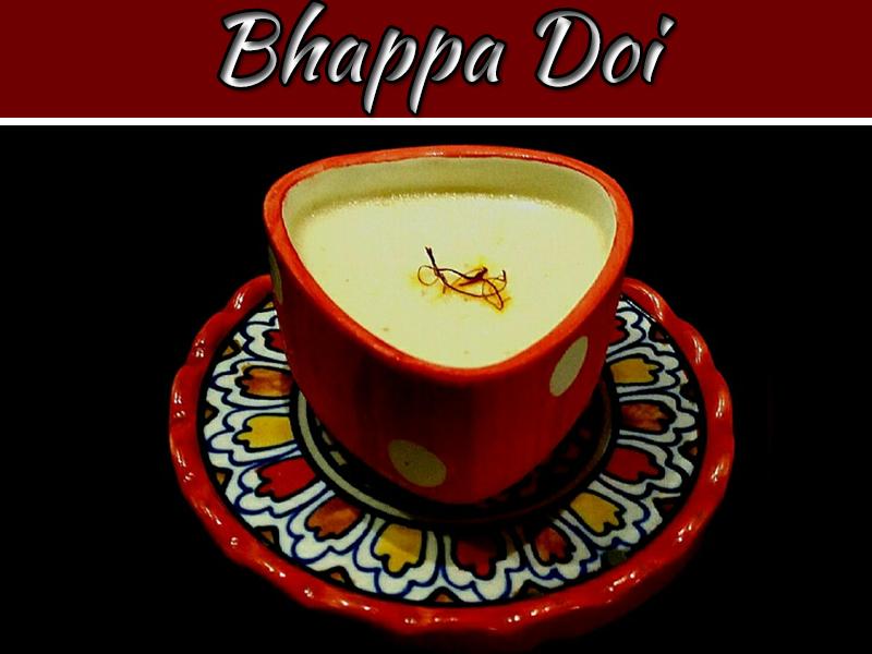 Delicious Mouthwatering Pudding Recipe - Bhappa Doi