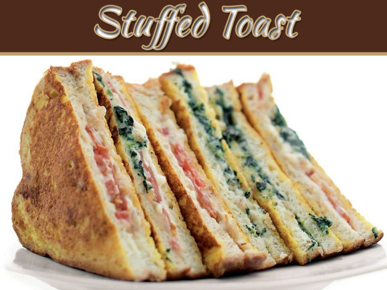 How To Make Yummy Stuffed Toast At Home