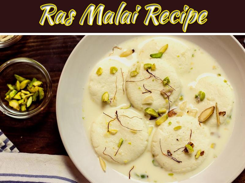 The Juicy Beautiful Bengali Sweet Ras Malai