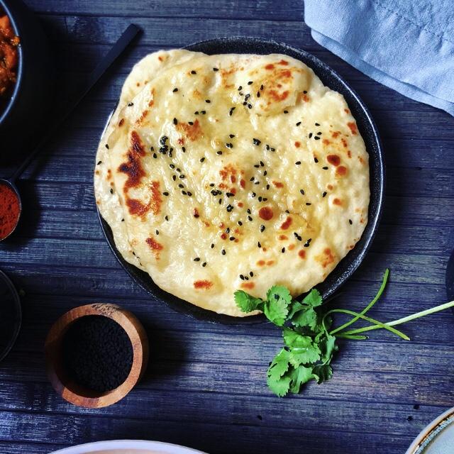 Butter Naan Recipe