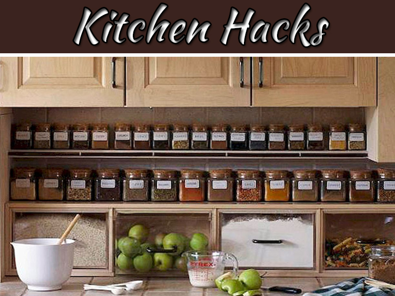 How To Arrange Vessels And Utensil In The Small Kitchen Or Kitchen Cabinets