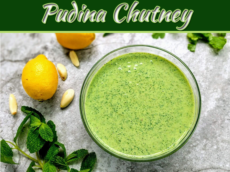 How To Prepare Delicious Homemade Pudina Chutney?