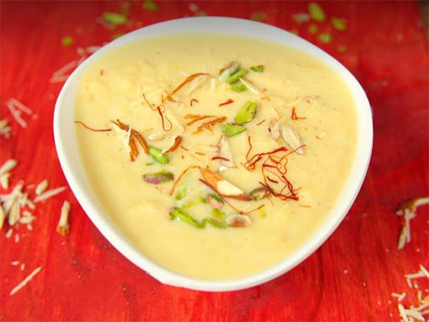 Indian Subcontinent Dish Rabri Recipe