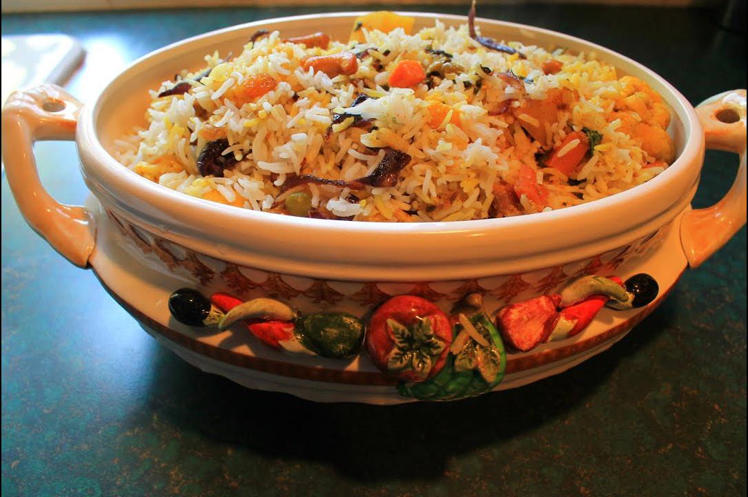 Spicy Biryani Recipe