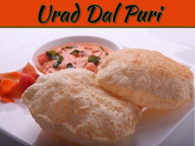 Spicy Urad Dal Puri – Delightful Dinner Idea For Entire Family