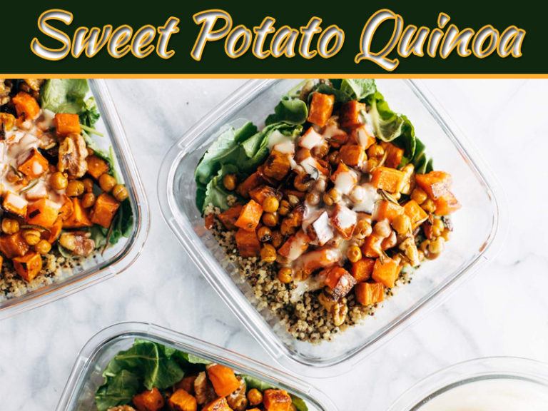 Sweet Potato Quinoa Bowl – A Healthy Regime