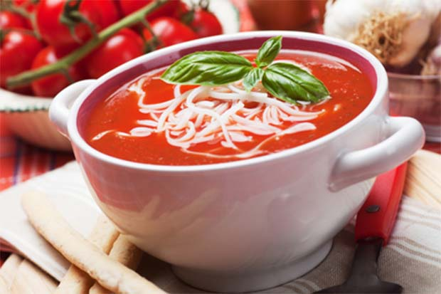 Italian Tomato Vermicelli Soup