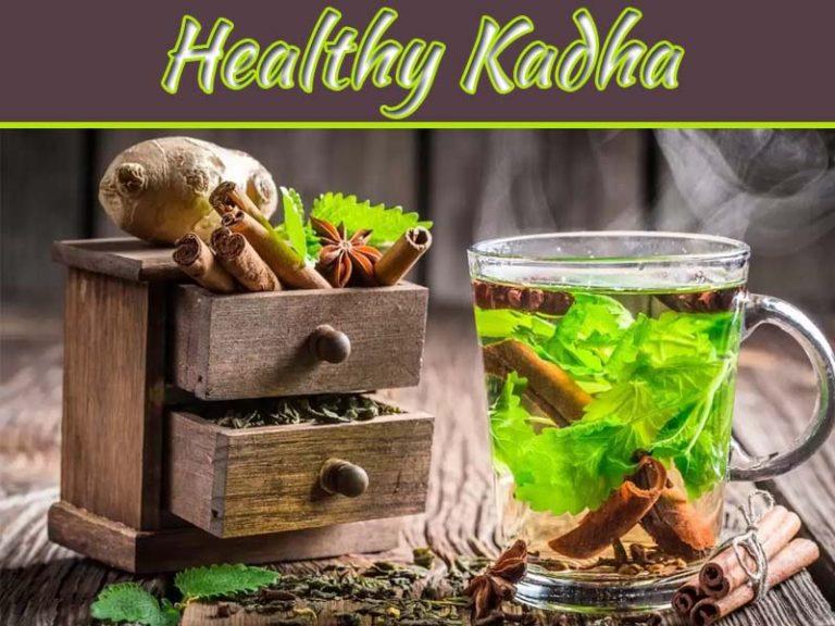 Healthy Kadha To Boost Immunity