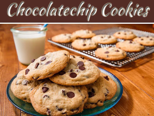 Amazing Chocolate Chip Cookies- You Will Fall In Love With
