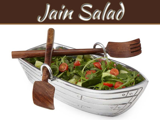 Delicious And Healthy Jain Salad Recipe