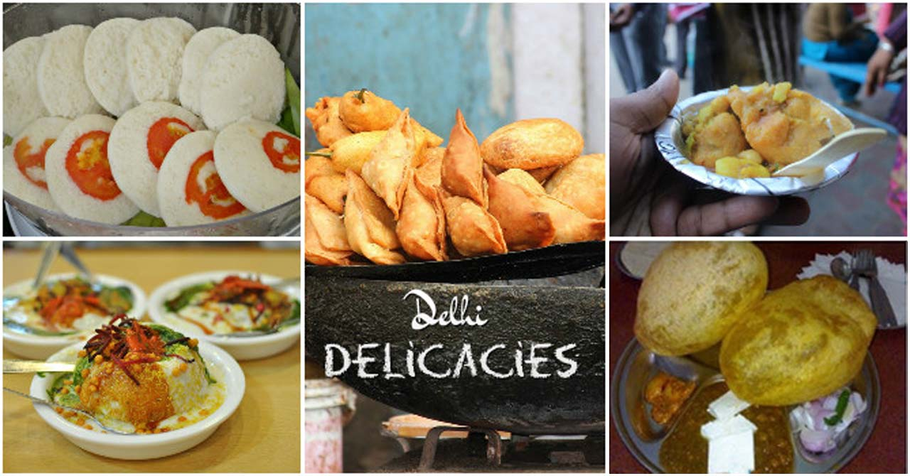 Best Food Places You Should Not Miss In Delhi