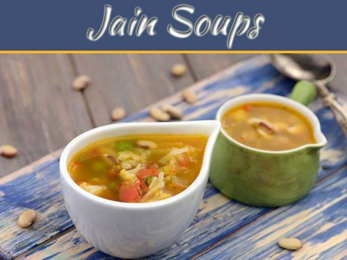 How To Make Jain Tomato Soup And Manchow Soup