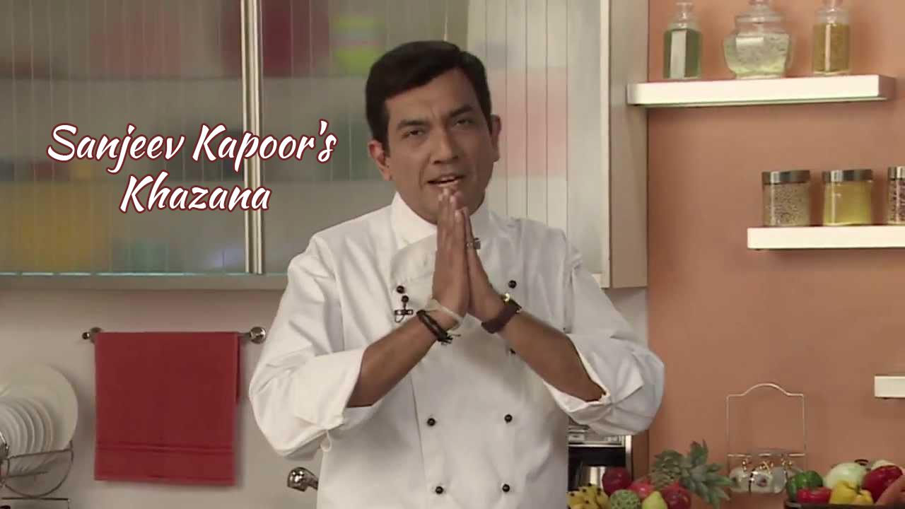 Sanjeev Kapoor's Khazana
