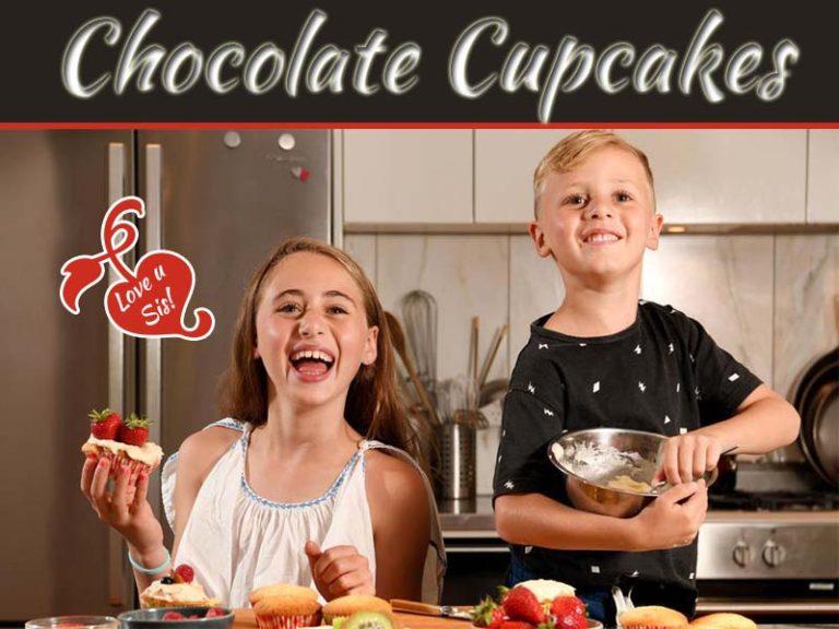 Rakshabandhan Special: Chocolate Cupcakes