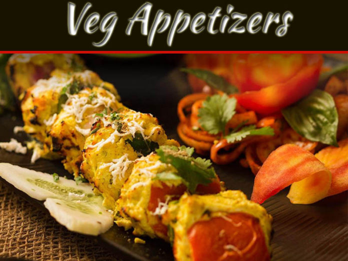 10 Delicious And Easy Veg Appetizers