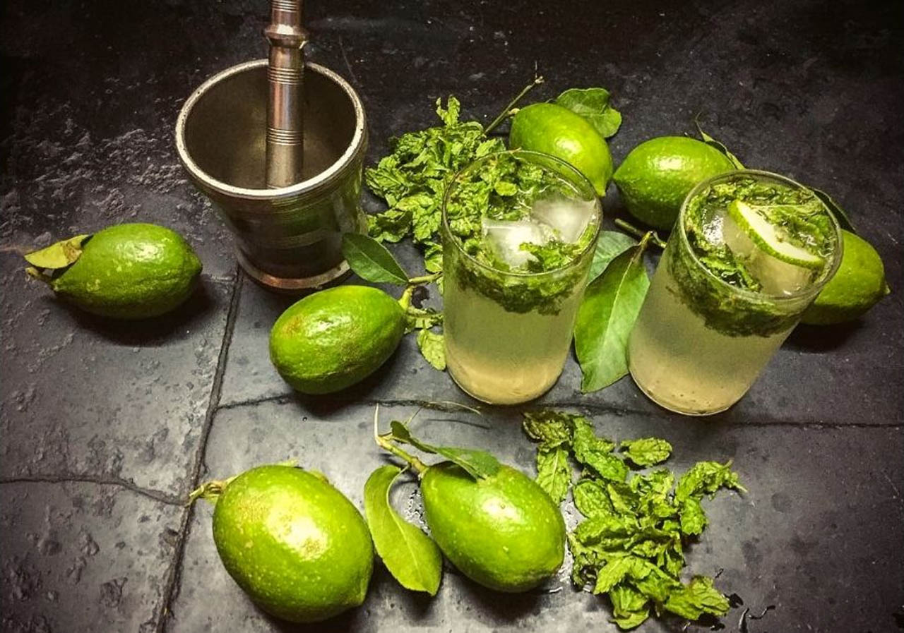 Bengali Special: Gondhoraj Lebu