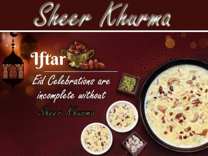 Eid Special Dawat: Sheer Khurma Recipe