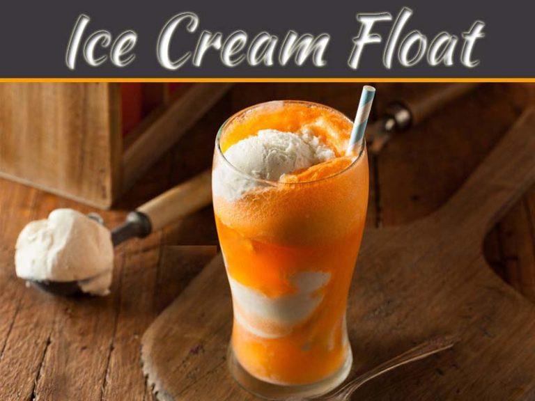 Fanta Ice Cream Float: The Instant Restaurant Style Dessert You'll Love It!