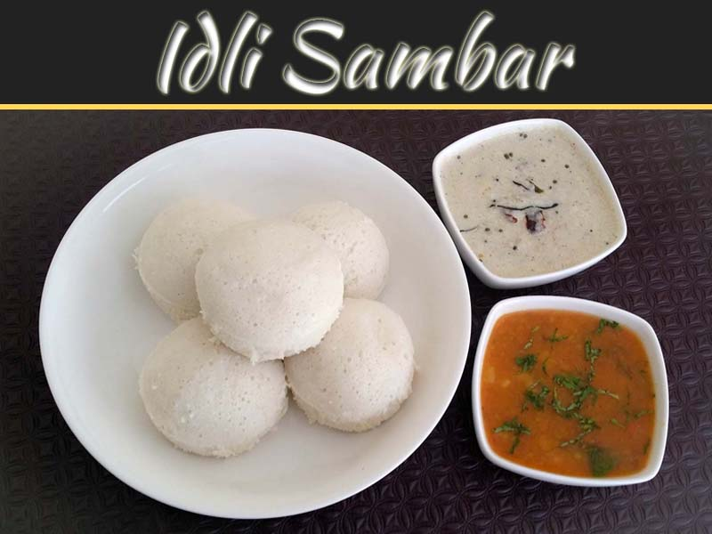The Tastiest Idli Sambar Recipe Ever!