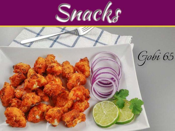 Cook Amazing Gobi 65 With This Recipe!