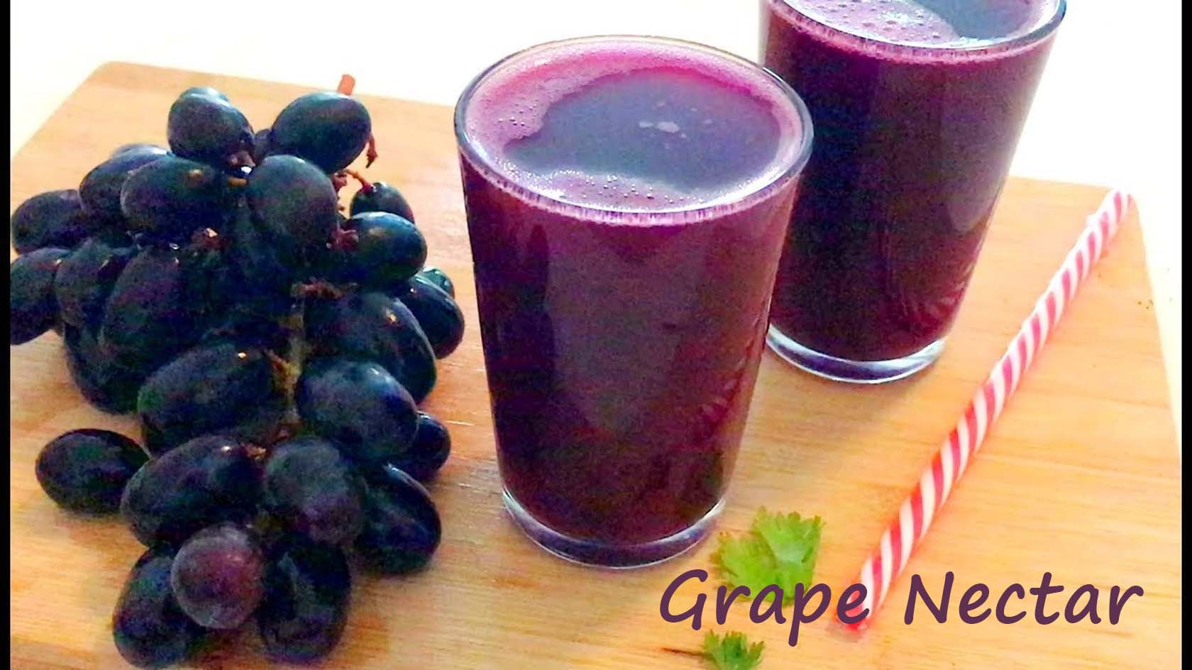 Grape Nectar