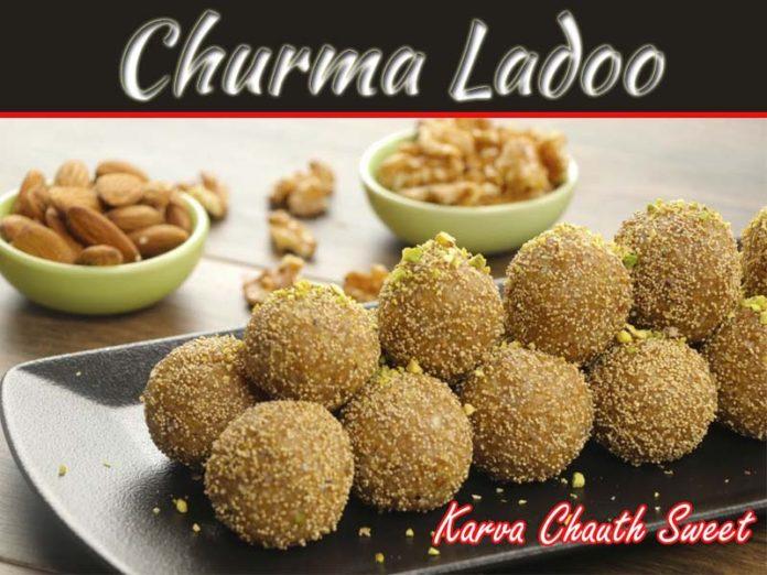 Make Your Karva Chauth Sweet With Churma Ladoo