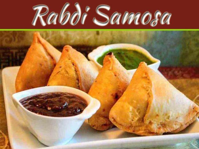 The Delicious Rabdi Samosa Recipe: Enjoy New Year!