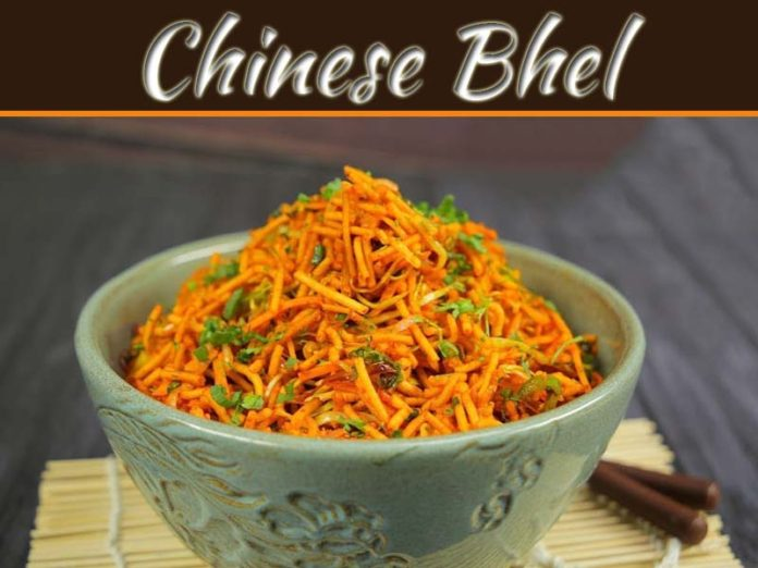 Delectable Chinese Bhel For Your Taste Buds!
