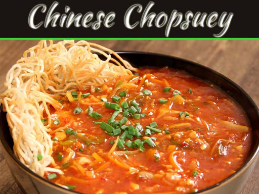 Delicious Chinese Chopsuey Recipe