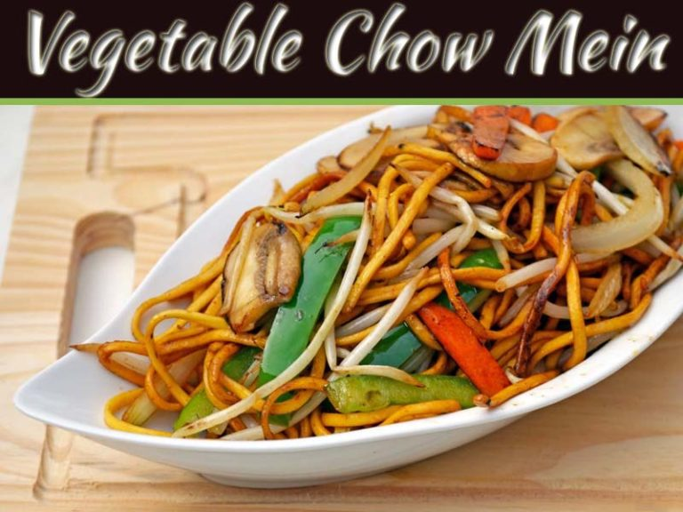 Vegetable Chow Mein For Your Little Ones