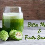 bitter-melon-and-fruits-smoothie