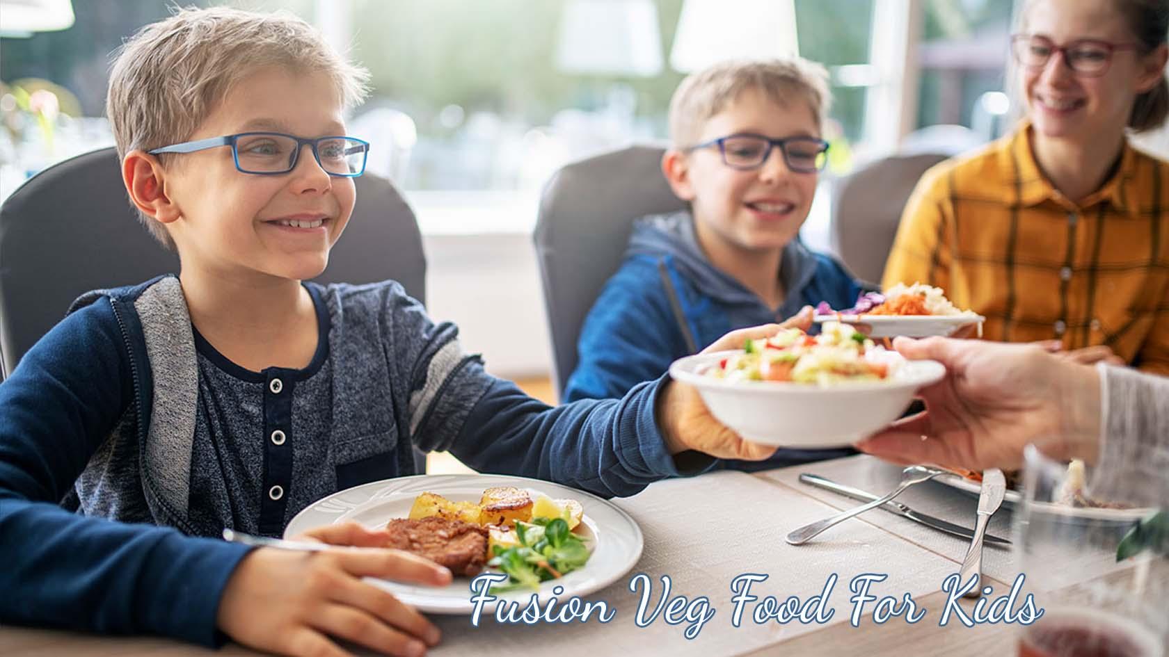 Fusion Veg Food Recipes