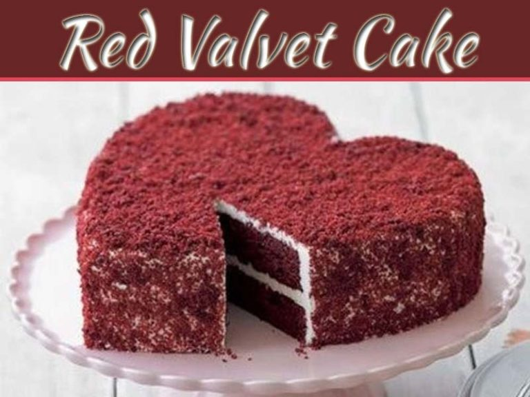 Treat Your Loved One With Delicious Red Velvet Cake This Valentine