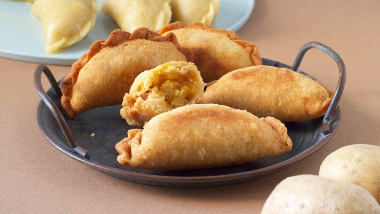 Curry Puffs Recipe