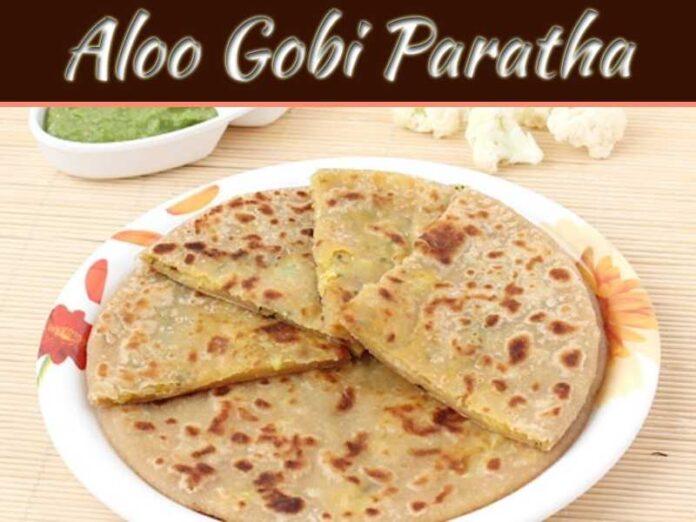 How To Make Delicious Aloo Gobi Paratha At Home