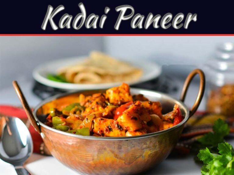 Cook Restaurant Style Kadai Paneer At Home With Our Recipes