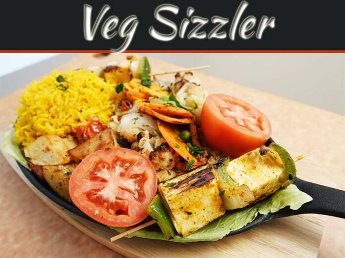 How To Make A Veg Sizzler With Home Ingredients?
